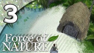 Force of Nature [First Taste] - 3. Animals & Plants - Let's Play Force of Nature Gameplay