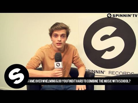 Spinnin  TV presents Q amp A with Martin Garrix