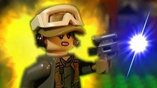 getlinkyoutube.com-LEGO STAR WARS - ROGUE ONE - COMPILATION
