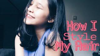 getlinkyoutube.com-How I Style My Hair (Tutorial Nyatok ) | nathanie christy