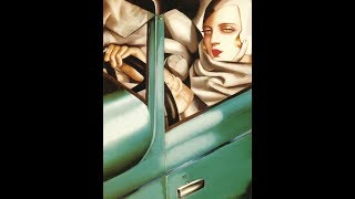 getlinkyoutube.com-Tamara de Lempicka : Fire & Ice