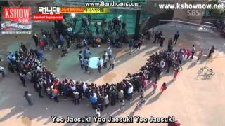 getlinkyoutube.com-[Running man] Prodigy ttakji Gary's all kill + funny moments