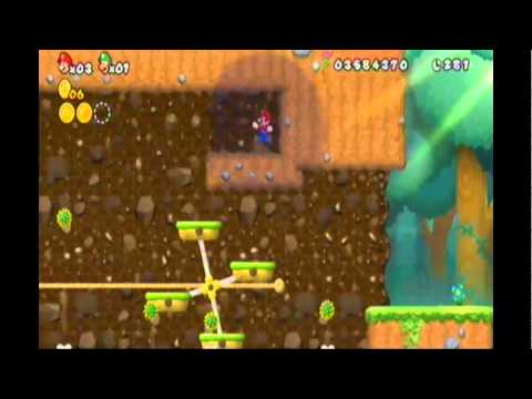 New Super Mario Bros. Wii - Episode 29 - Mario of the Jungle