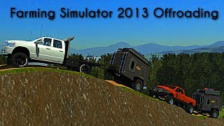 getlinkyoutube.com-Farming Simulator 2013 Off-Roading
