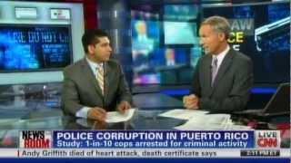 getlinkyoutube.com-1,700 Cops arrested in Puerto Rico !