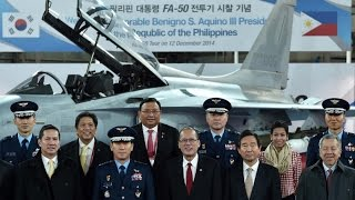 getlinkyoutube.com-Philippines to Buy 12 fighter aircraft from South Korea