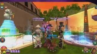 getlinkyoutube.com-Wizard101: Test Realm - One Shot Dungeons