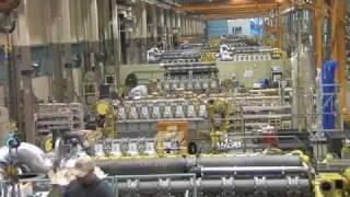 getlinkyoutube.com-Caterpillar Marine Engine Manufacturing Facility in Lafayette, Indiana