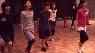 getlinkyoutube.com-20150605阿呆連アーケード毎週金曜日公開練習始まる阿波踊り