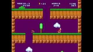 getlinkyoutube.com-Mario Forever Engine - World J-4