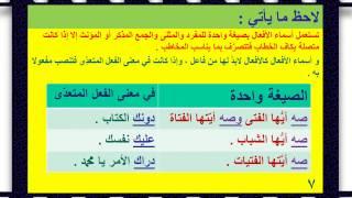 getlinkyoutube.com-أسماء الأفعال بالصَّوت