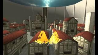 สอนโหลด Attack On Titan mod tokyo ghoul มอดที่โหดกว่า assassin v.5