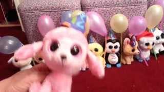 getlinkyoutube.com-Beanie Boo Princess Birthday Party!!