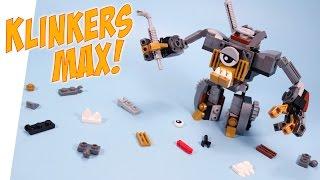 getlinkyoutube.com-Lego Mixels Series 5 Klinkers Max Gox Jinky & Kamzo Opening