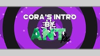 [#122] Cora's Intro by AntFX   (Blender Only)