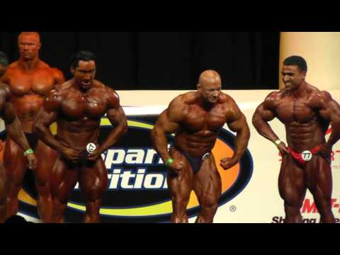 2013 Heavyweight Bodybuilders. Arnold Amateur Full HD Video, All Competitors.