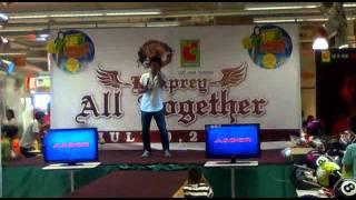 getlinkyoutube.com-นักบอลปอนๆ ธนา ชนะบุตร งาน All Together