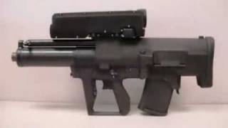 getlinkyoutube.com-ATK - XM-25 Counter Defilade Target Engagement (CDTE) Rifle [480p]
