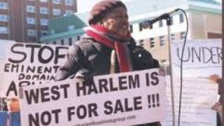 Columbia U., Race, Class and the Gentrification of Harlem