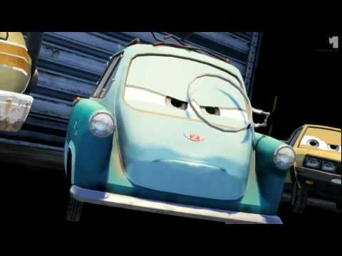 Cars 2 | Fight to the Finish Line featurette (2011) Disney PIXAR