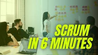 getlinkyoutube.com-SCRUM in 6 minutes