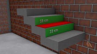 getlinkyoutube.com-Cálculo de escada  de forma simples