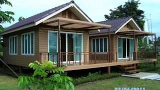 getlinkyoutube.com-beautiful home Knock down _ บ้านน็อคดาวน์ที่สวยงาม 2