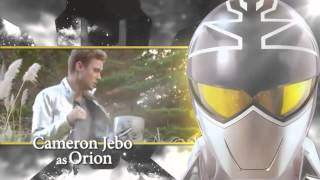 getlinkyoutube.com-Power Rangers Super Megaforce - My Custom Opening