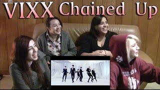 getlinkyoutube.com-VIXX (빅스) - Chained Up (사슬) MV Reaction