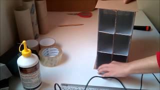 getlinkyoutube.com-Organizador para escritorio hecho de cartón y tetra briks (1ª parte).