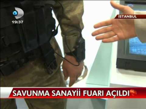 Yerli Silahlar Grcye kt 2013 Savunma Sanayi Fuar