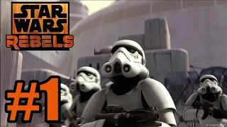 getlinkyoutube.com-Star Wars Rebels Recon Missions - Gameplay Walkthrough Part 1 [ IOS ]