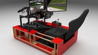 getlinkyoutube.com-Building a Driving Simulator - Part 3-1