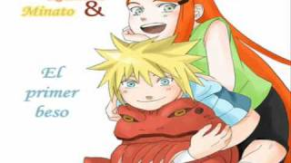 getlinkyoutube.com-El primer beso - Minato&Kushina