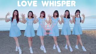 GFRIEND - LOVE WHISPER dance cover (FDS) mirrored KPOP in Vancouver