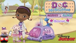 Doc McStuffins: Mobile Clinic Rescue (By Disney) - iOS - iPhone/iPad/iPod Touch Gameplay