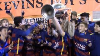 getlinkyoutube.com-Xavi Simons FC Barcelona Wonderkid