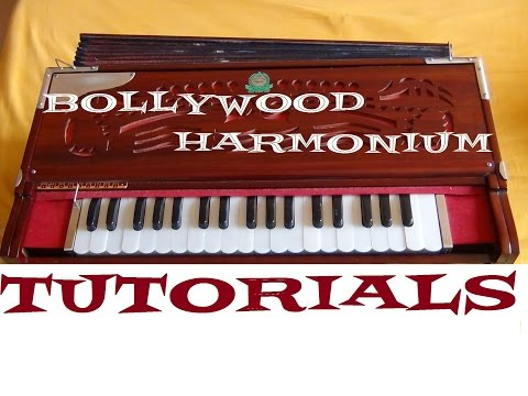 How to play 'Chupke Chupke Raat Din' on Harmonium