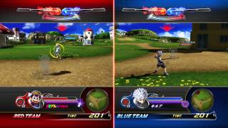 getlinkyoutube.com-J-Stars Victory Vs. 2 Player Split Screen (Offline Mode Only)