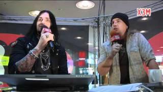 getlinkyoutube.com-Helloween visits Radio X3M in Helsinki