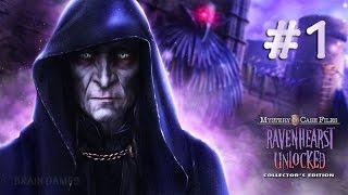 getlinkyoutube.com-Mystery Case Files 13: Ravenhearst Unlocked Walkthrough   Part 1