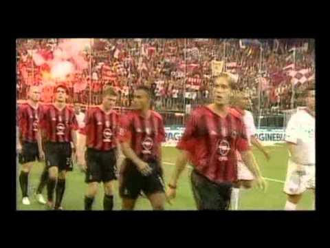 """La Grande Storia del Milan, volume 11: """"I campionissimi di Ancelotti"""" (2003-2005) parte 2/2"""