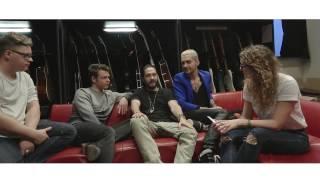 Tokio Hotel im Interview über einen Tag, an dem alles schief geht