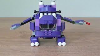 getlinkyoutube.com-LEGO MIXELS MUNCHOS MAX Instructions Mixels Series 6 Snax Berp  Vaka-waka