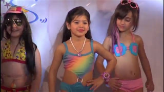 Miami Swimwear Kids Fashion Show 2016