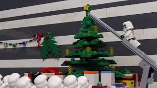 getlinkyoutube.com-LEGO Star Wars Darth Vader's Christmas Special (Stop Motion)