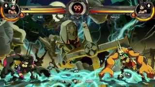 getlinkyoutube.com-Skullgirls - Easter Egg - Cerebella