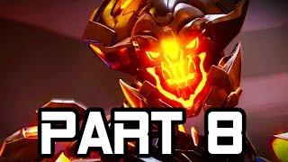 getlinkyoutube.com-Halo 5 Gameplay Walkthrough Part 8 - WARDEN ETERNAL BOSS - Mission 5!! (Halo 5 Guardians Gameplay)