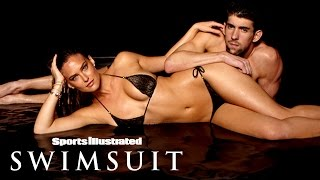 Michael Phelps & Bar Refaeli Get Wet: Behind Their Steamy Photoshoot | Sports Illustrated Swimsuit