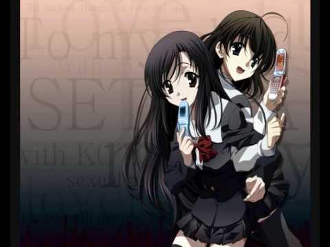 Kanashimi No Mukou E de School Days Letra y Video